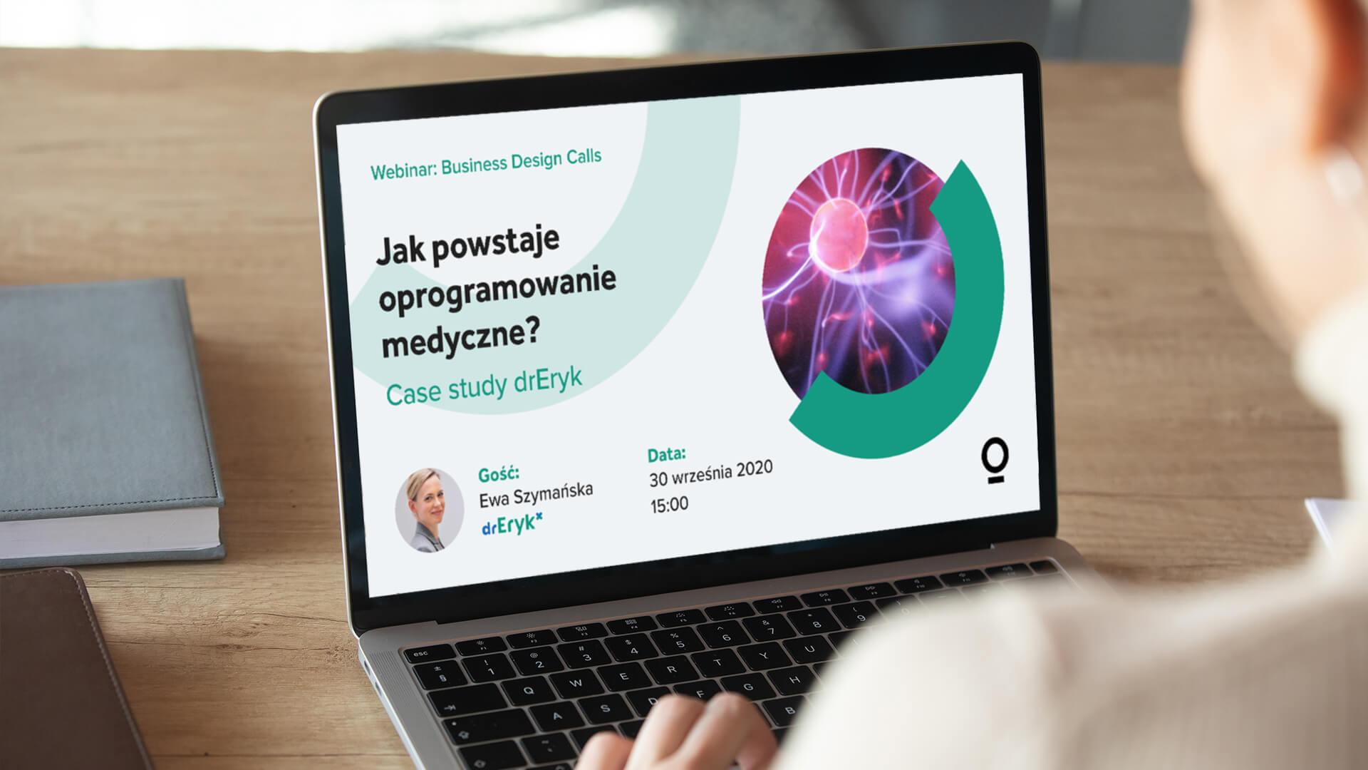 Zobacz webinar: Jak powstaje oprogramowanie medyczne?