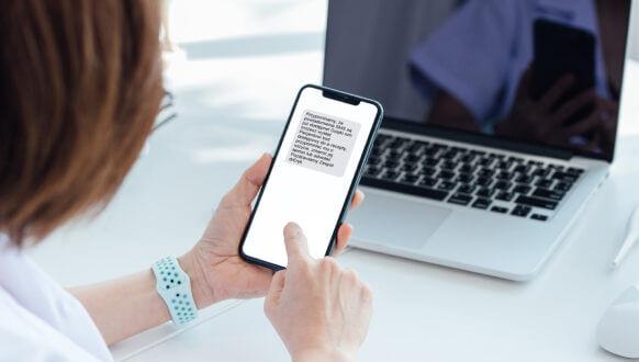 Nowy moduł wdrEryk Gabinet – Powiadomienia SMS