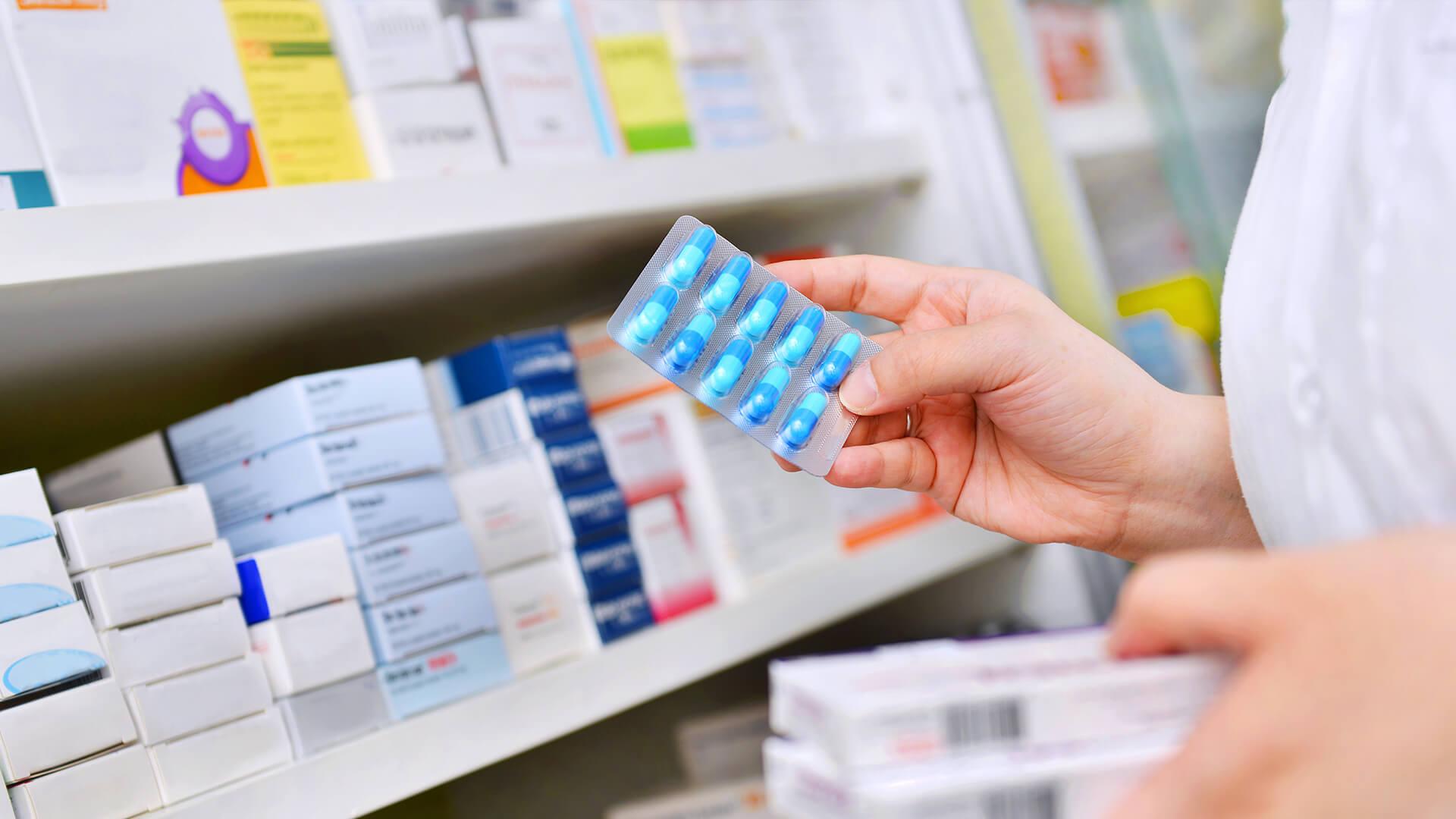 Komunikat Pharmindex - weryfikacja leków