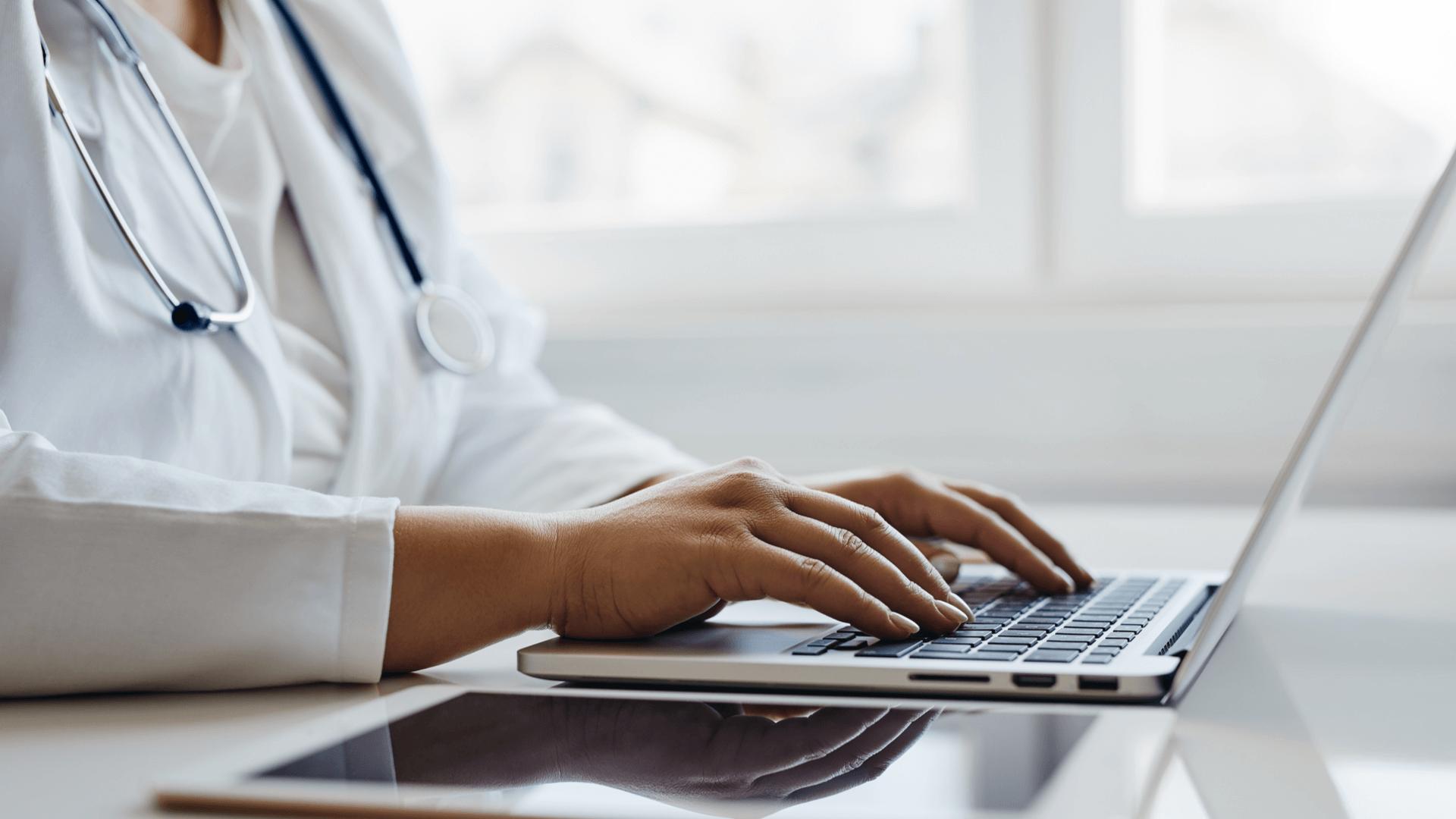 Aktualizacja drEryk eGabinet 2.18 - lekarz prowadzący wizytę w gabinecie