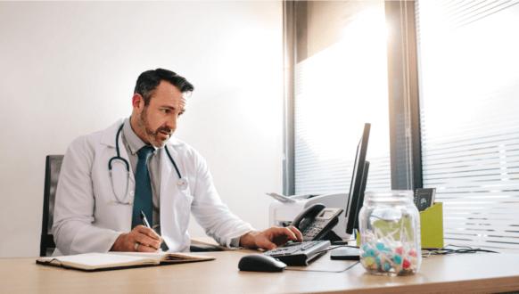 Aktualizacja drEryk eGabinet 2.19 - lekarz prywatny przy pracy